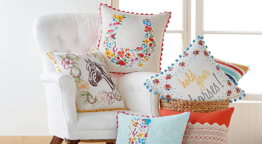 Home Decor Walmart Custom Clear Plastic Throw Pillow Covers
