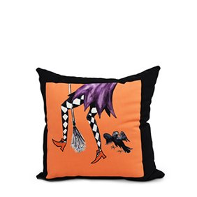 Shop halloween pillows.