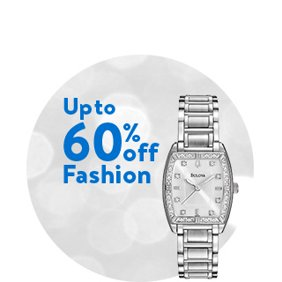 Up to 60% off Fashion Deals