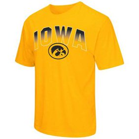 finest selection 79c20 8d3be Iowa Hawkeyes T-Shirts
