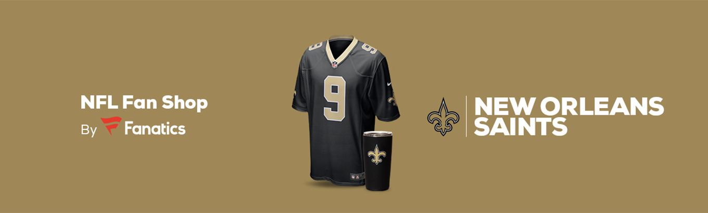 newest 2adce 96bf4 New Orleans Saints Team Shop - Walmart.com