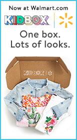 Now At Walmart KIDBOX One Box Lots Of Looks