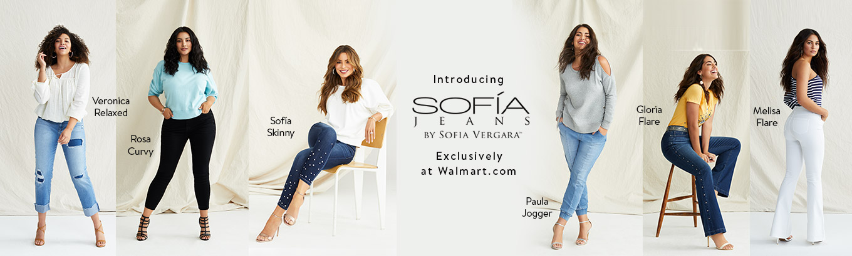 635ce61200416 Sofia Jeans by Sofia Vergara Denim - Walmart.com