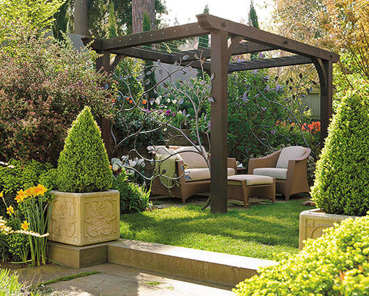 Small Backyard Ideas small backyard landscaping ideas 22 Small Backyard Ideas To Try Out This Weekend Walmartcom