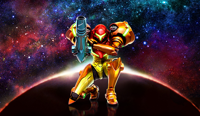 Nintendo revives Metroid with two new games