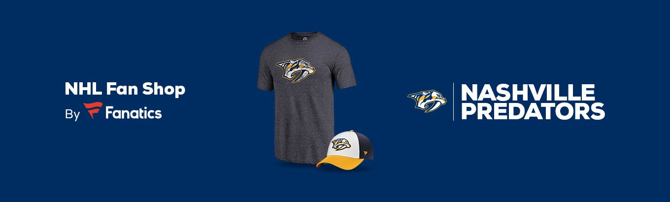 Nashville Predators Fan Shop