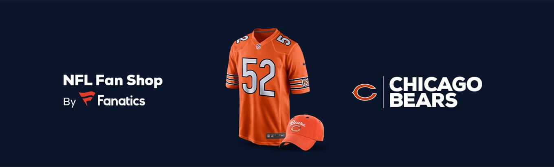 super popular 78bec bfe57 Chicago Bears Team Shop - Walmart.com