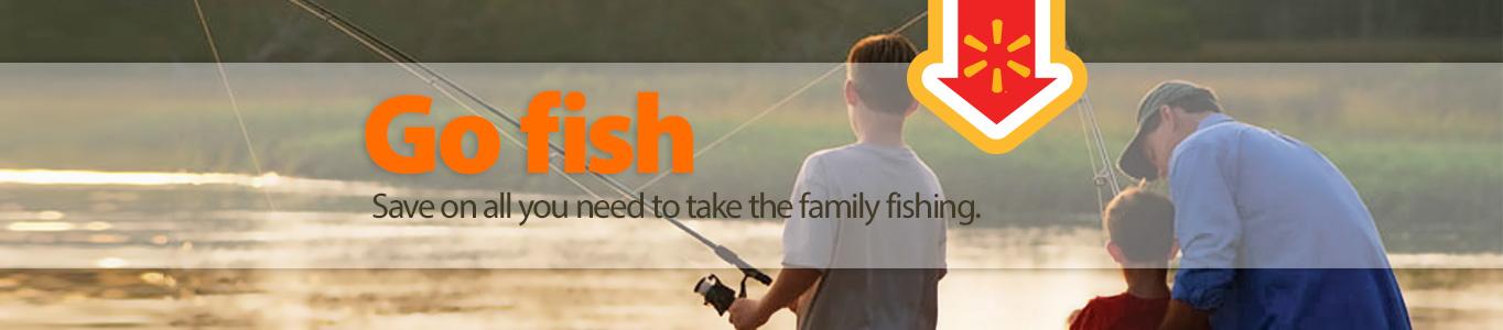 fishing gear - walmart, Fishing Rod