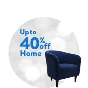 Up to 40% off Home. Shop Home Deals