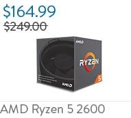 AMD Ryzen 6 2600