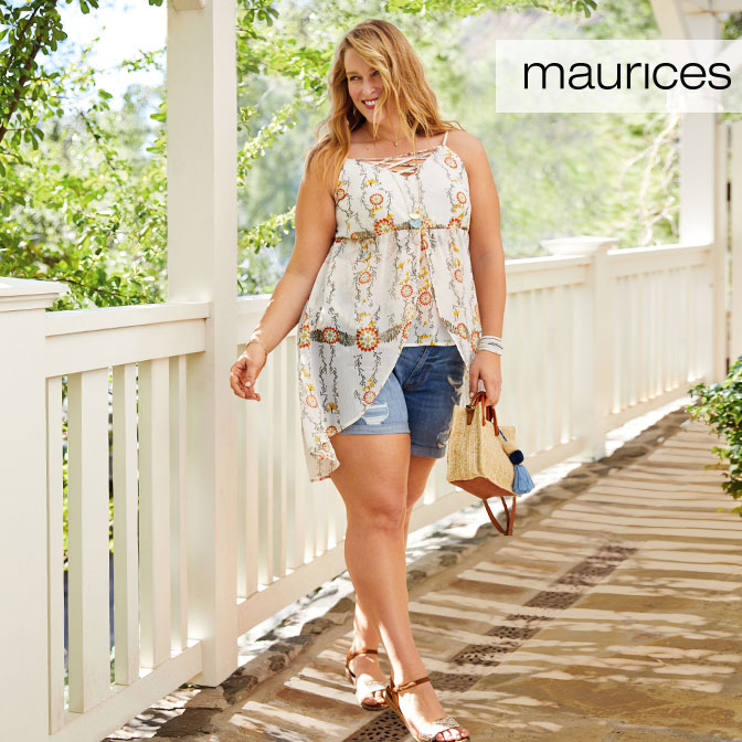 428bd50e14c27 Maurices. Chic women's fashion in sizes ...