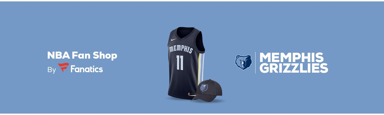 los angeles 570e6 7ab44 Memphis Grizzlies Team Shop - Walmart.com