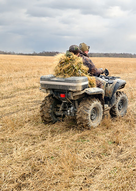 ATV and Off-Road - Shop by Activity: Hunting
