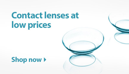 Contact lenses at low prices