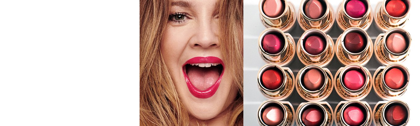 From Drew Barrymore: Flower beauty. Love the way you look with vibrant, cruelty-free cosmetics. Shop now.