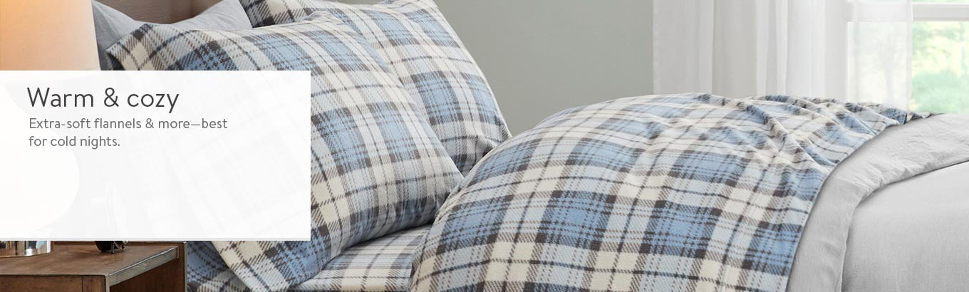 Flannel Sheets Walmart Com