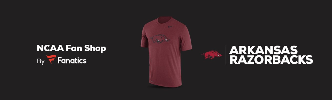 Arkansas Razorbacks Team Shop