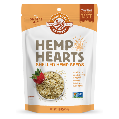 Hemp Seeds & Snacks