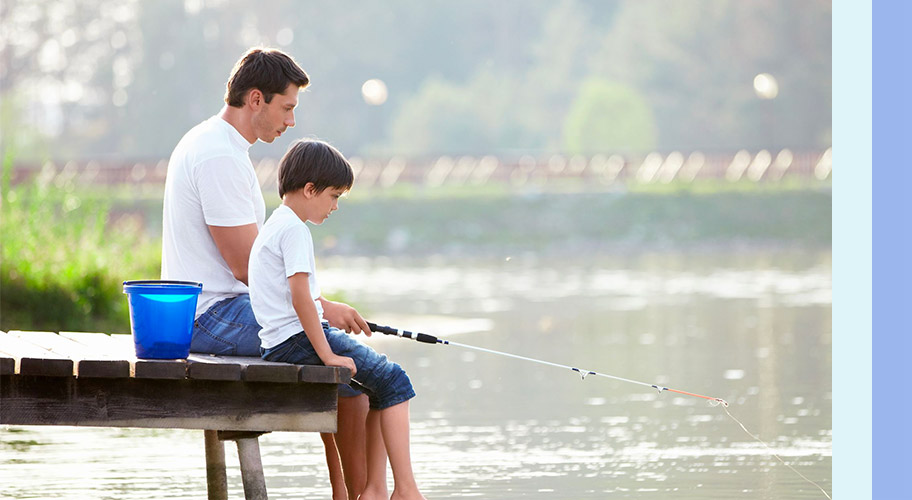 On the hook for the perfect Father's Day gift? Check out our assortment of fishing gear.