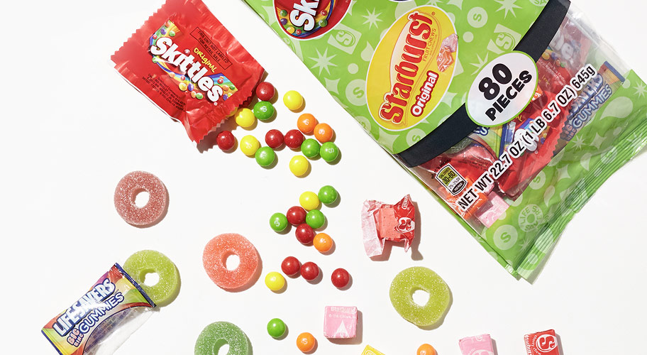 Unwrap the fun! Save big on top candy brands & sweeten up study breaks & movie nights alike.