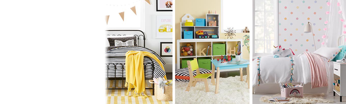 Get inspired. Home decorating ideas. Explore kids' room designs and styles.