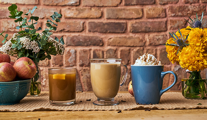 Cozy cup: 3 easy pumpkin spice drinks