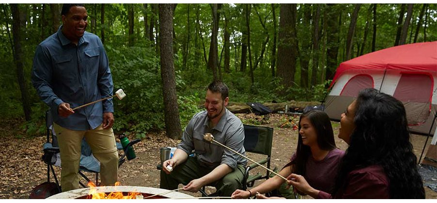 Allforth clothing: Camping apparel fit for every budget & every body.