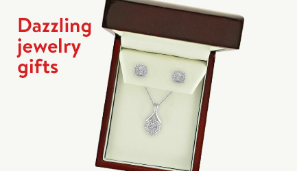 Dazzling jewelry gifts