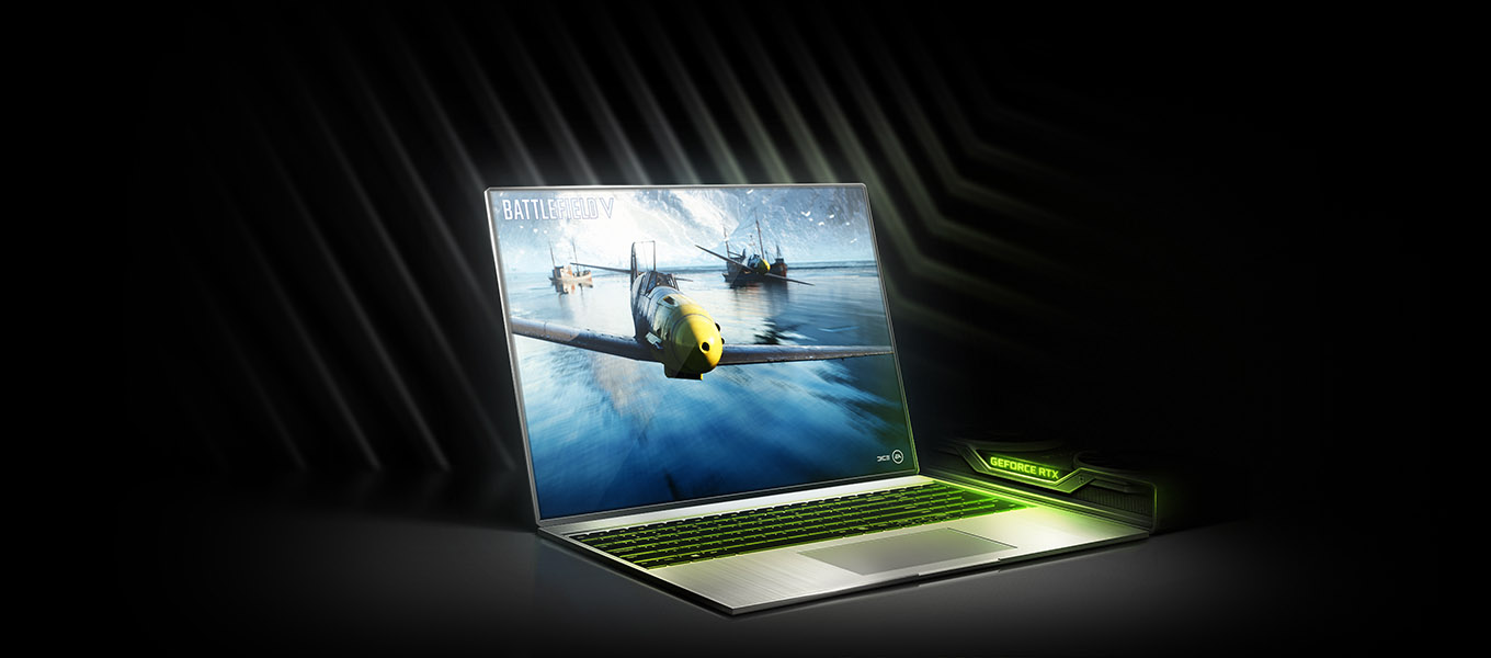 Take Portable PC Gaming to the Next Level With NVIDIA RTX Laptops
