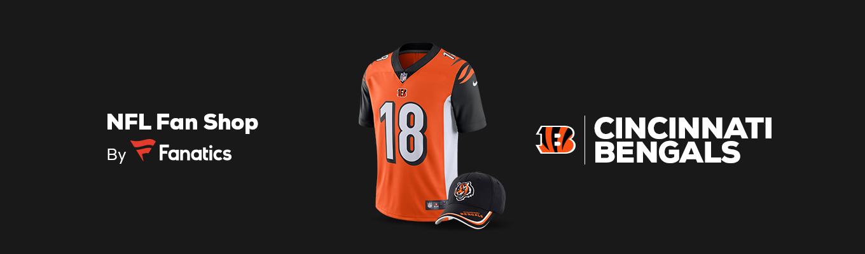Nice Cincinnati Bengals Team Shop  supplier