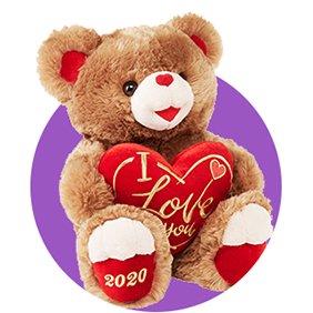 Baby Net For Stuffed Animals, Valentine S Day Gifts Valentine S Day At Walmart Walmart Com