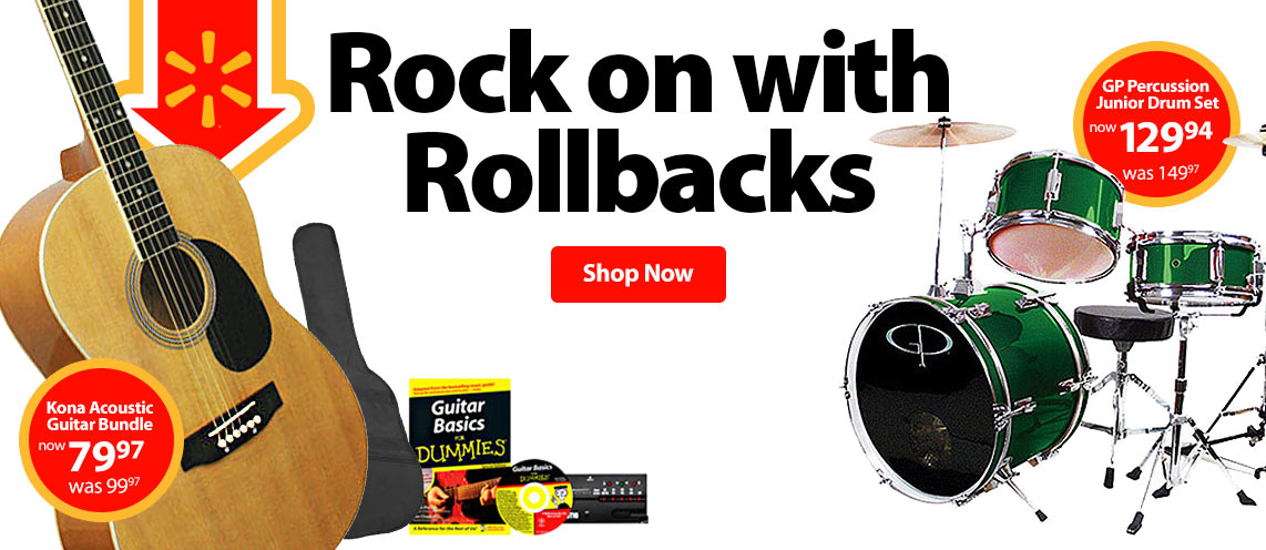 Rollbacks Music Instruments & Karaoke