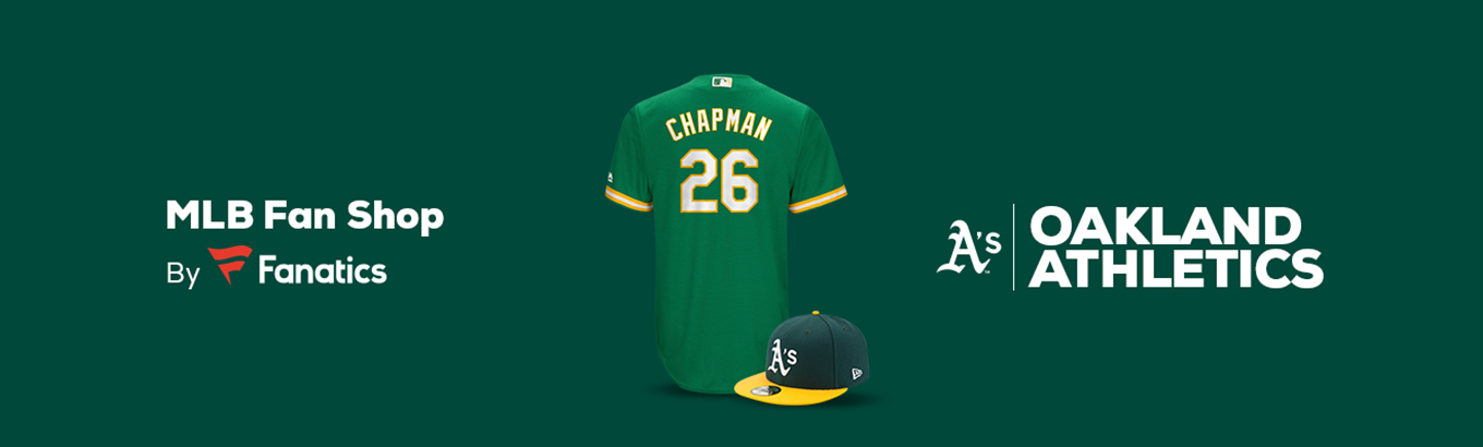 new arrivals ef601 e1573 Oakland Athletics Team Shop - Walmart.com