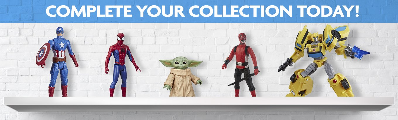 All Action Figures Walmart Com