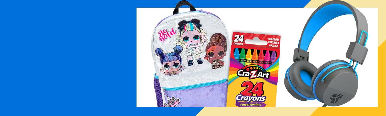 Walmart Coupons - School Supplies starting at just $0.25