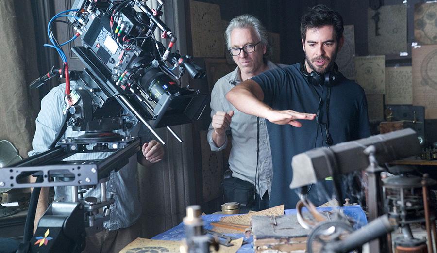 Director Eli Roth
