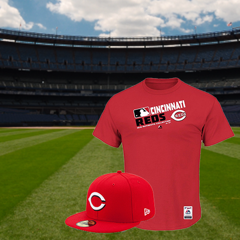 Cincinnati Reds On-Field Collection