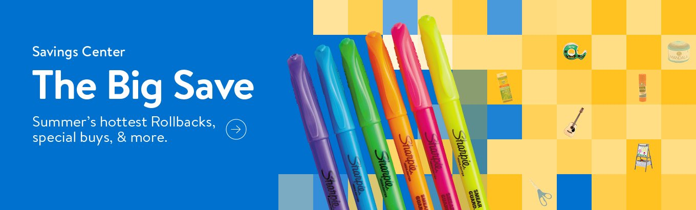 Summer Savings for Office Supplies