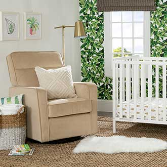 Boho Chic Nursery Collection