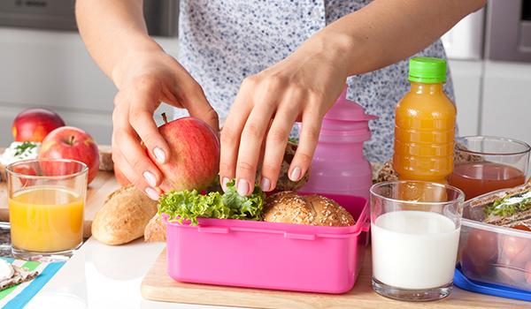 Healthy, Delicious & Easy Lunchbox Ideas