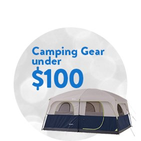 Camping Gear under $100