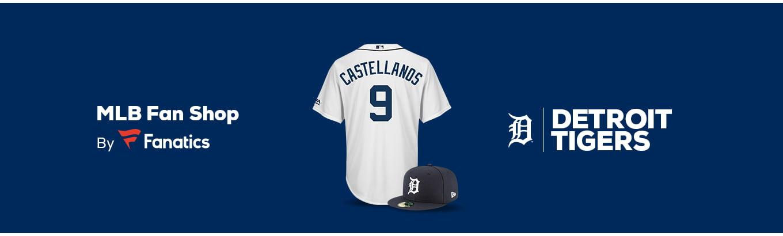 7525ef832ff Detroit Tigers Team Shop - Walmart.com