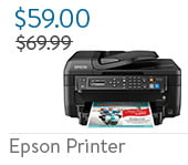 Epson All-in-One Printer