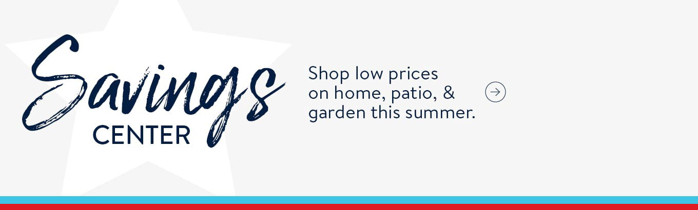 Home Summer Savings