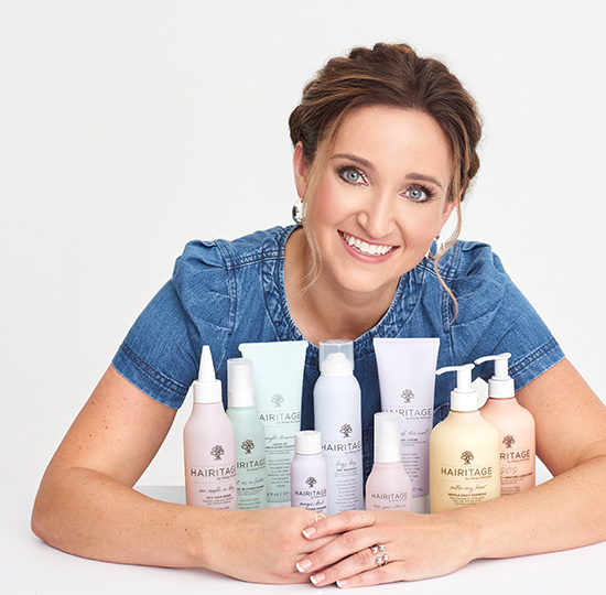 Hairitage by Mindy McKnight. For your family's diverse hair care needs. Shop now.