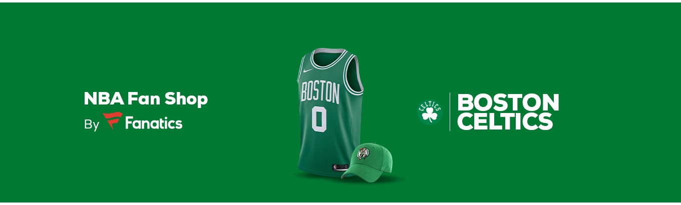 132bd68cbbd Boston Celtics Team Shop - Walmart.com
