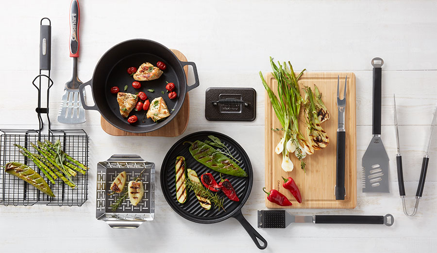Grilling Must-Have Tools & Accessories