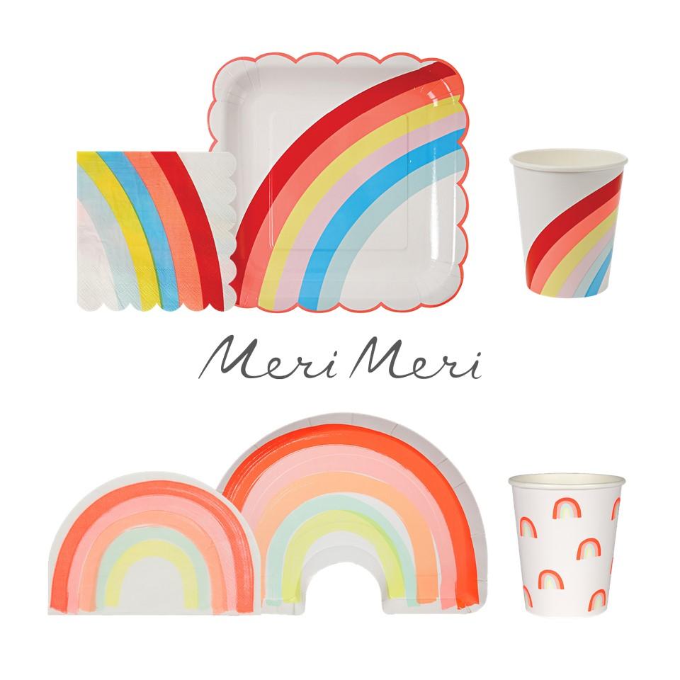 Shop Meri Meri Rainbow Party Supplies