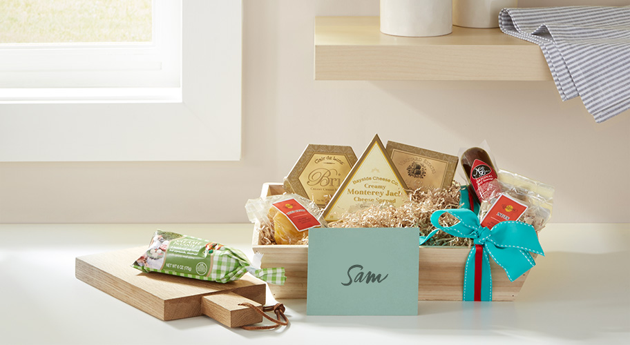Find the perfect food gift