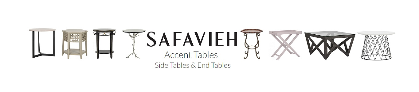 Safavieh Accent Tables